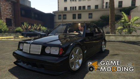Mercedes-Benz 190E Evolution  v1.1 for GTA 5