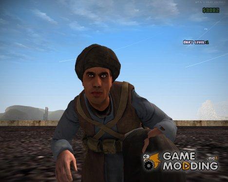 Талибский армеец v3 for GTA San Andreas