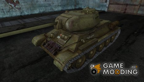 T-34-85  horacio для World of Tanks