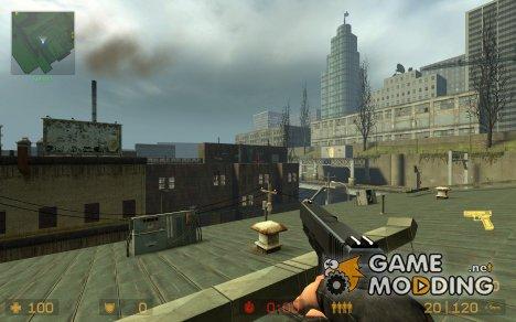 Darker Glock 35 для Counter-Strike Source