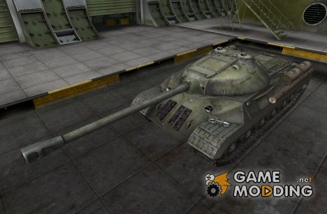Remodel ИС-3 for World of Tanks
