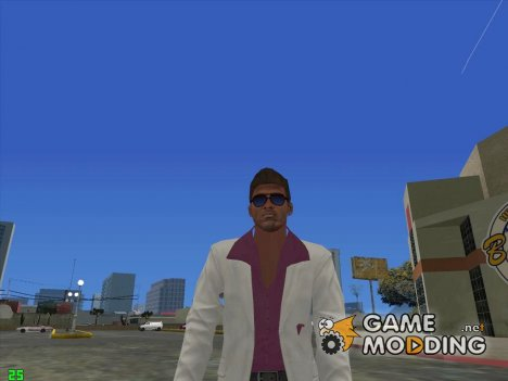 Lance Vance GTA Vice City for GTA San Andreas