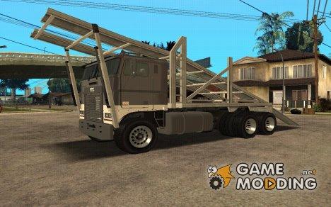 Packer из GTA IV для GTA San Andreas