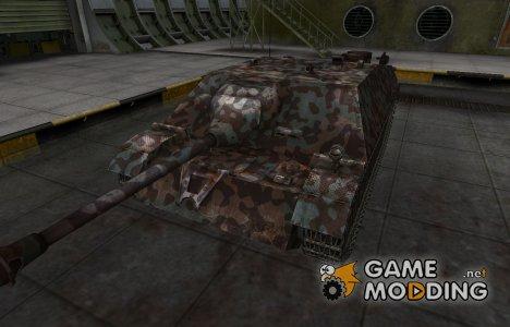 Горный камуфляж для JagdPz IV for World of Tanks