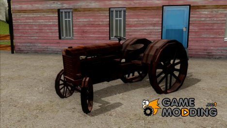 GTA V Rusty Tractor для GTA San Andreas
