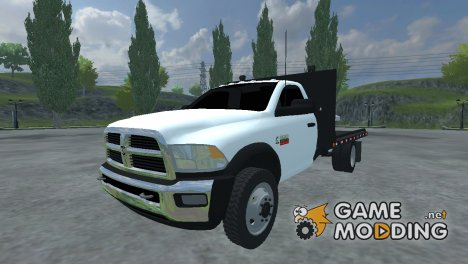 Dodge Ram 5500 Flatbead for Farming Simulator 2013