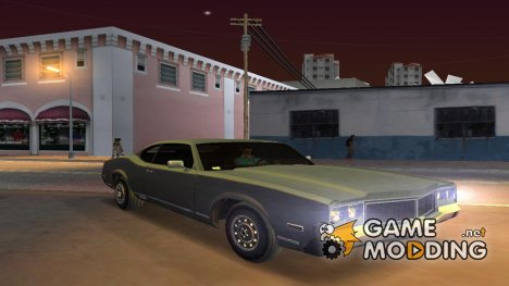 Sabre Turbo HD для GTA Vice City