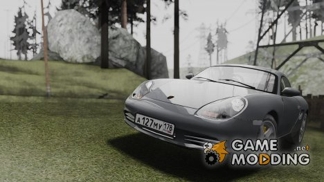 Porsche Boxster S (986) для GTA San Andreas