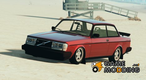 Volvo 240 Turbo для GTA 5