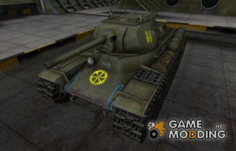 Контурные зоны пробития КВ-13 для World of Tanks