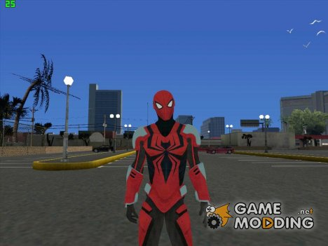 The Amazing Spider-Man 2 v4 для GTA San Andreas