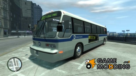 GMC Rapid Transit Series City Bus for GTA 4