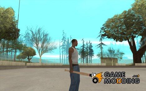 Бита HD for GTA San Andreas