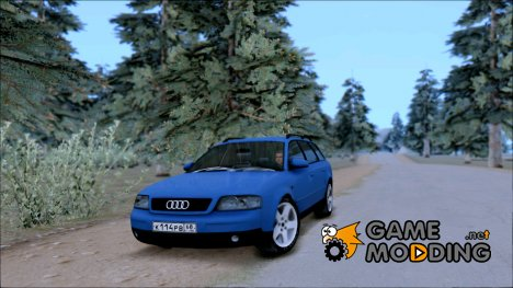 Audi A6 C5 Avant 3.0 V8 for GTA San Andreas