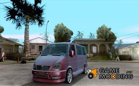 ГАЗ-2217 Соболь-Баргузин for GTA San Andreas