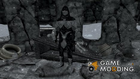 Sinister Nightingale для TES V Skyrim