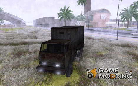 STALKER Kamaz for GTA San Andreas