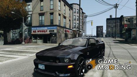 Saleen S281 Extreme - v1.1 for GTA 4