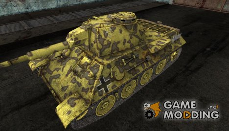 Шкурка для VK3002(DB) для World of Tanks
