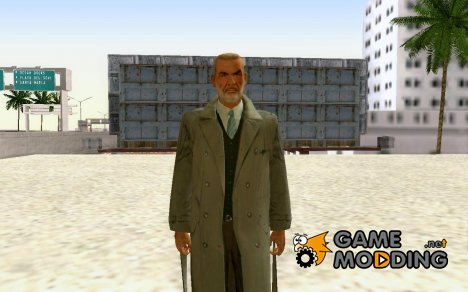 Sean Connery for SA v1.1 for GTA San Andreas