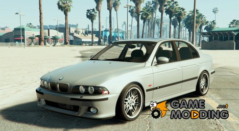 BMW M5 e39 for GTA 5