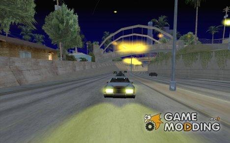 Жёлтый для GTA San Andreas