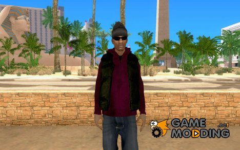 The Ballas Gang (ballas3) для GTA San Andreas