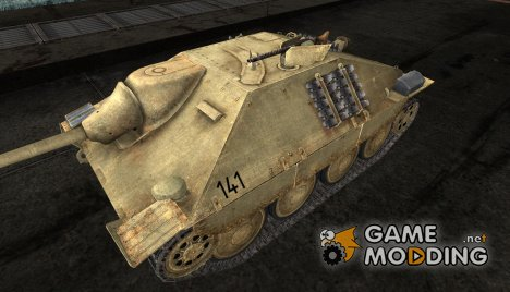 Hetzer Metalman для World of Tanks