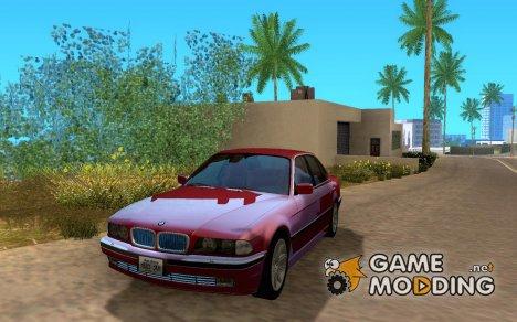 BMW 730i e38 1997 для GTA San Andreas