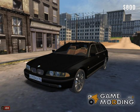 BMW 5 E39 Touring для Mafia: The City of Lost Heaven