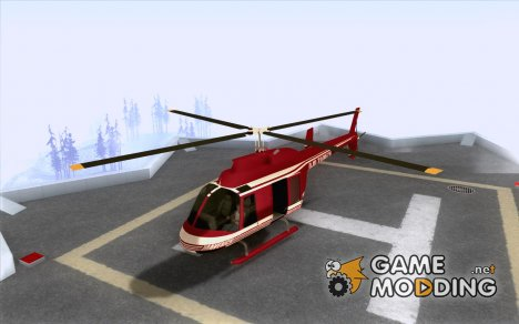 GTA IV Maverick for GTA San Andreas