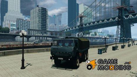 КАМАЗ 4310 for GTA 4