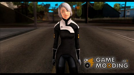 Karin Chakwas from Mass Effect for GTA San Andreas