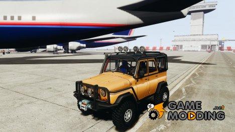 Уаз 31514 Командирский v1.0 для GTA 4