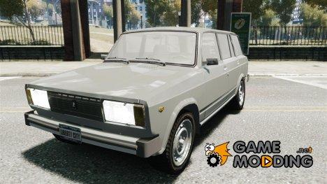 ВАЗ-21043 v1.0 for GTA 4
