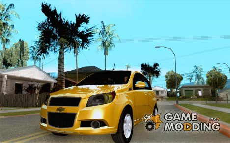 Chevrolet Aveo LT for GTA San Andreas