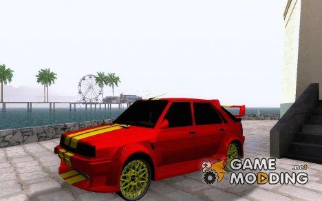 Renault Flash for GTA San Andreas