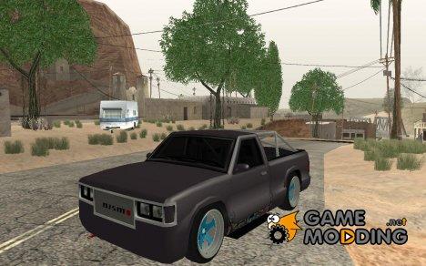 New Yosemite для GTA San Andreas