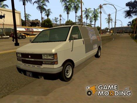 GTA IV Burrito для GTA San Andreas