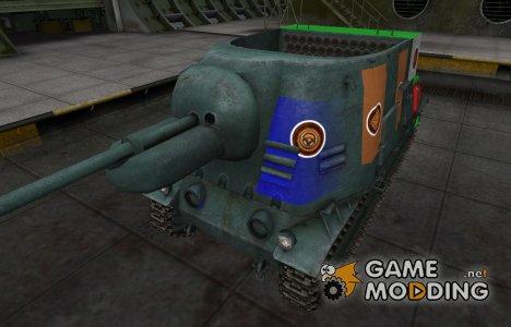 Качественный скин для S35 CA for World of Tanks