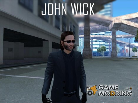 John Wick - Payday 2 for GTA San Andreas