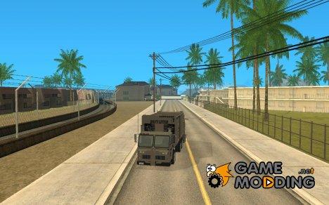 Trashmaster из GTA4 for GTA San Andreas