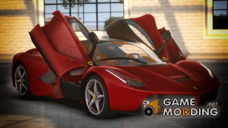 Assetto Corsa LaFerrari for GTA 4