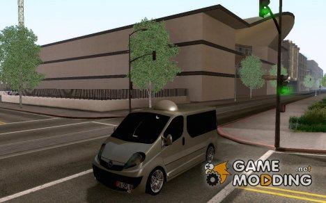 Opel Vivaro VIP for GTA San Andreas