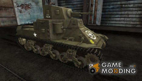 M2 med 2 для World of Tanks