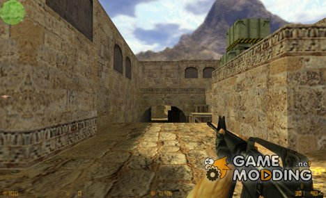 M4A1 Assault Rifle для Counter-Strike 1.6