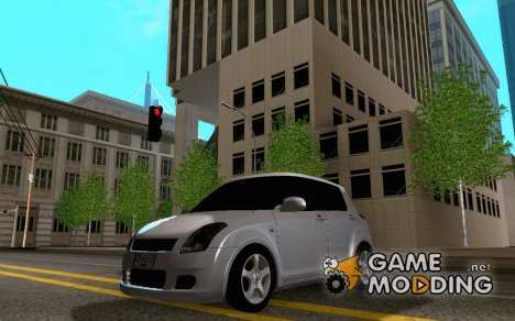 Suzuki Swift versión Chilena для GTA San Andreas