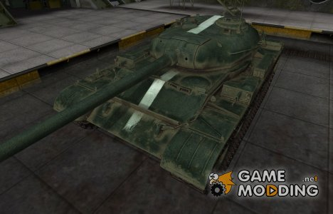 Исторический камуфляж Т-54 для World of Tanks