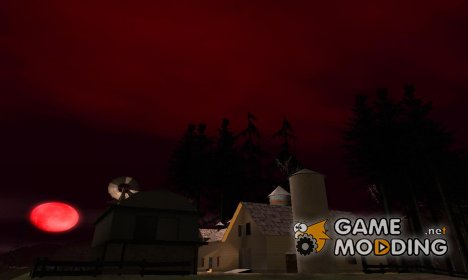 Алые Ночи (Scarlet Night) for GTA San Andreas
