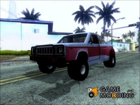 Sandy Racer v1.0 for GTA San Andreas